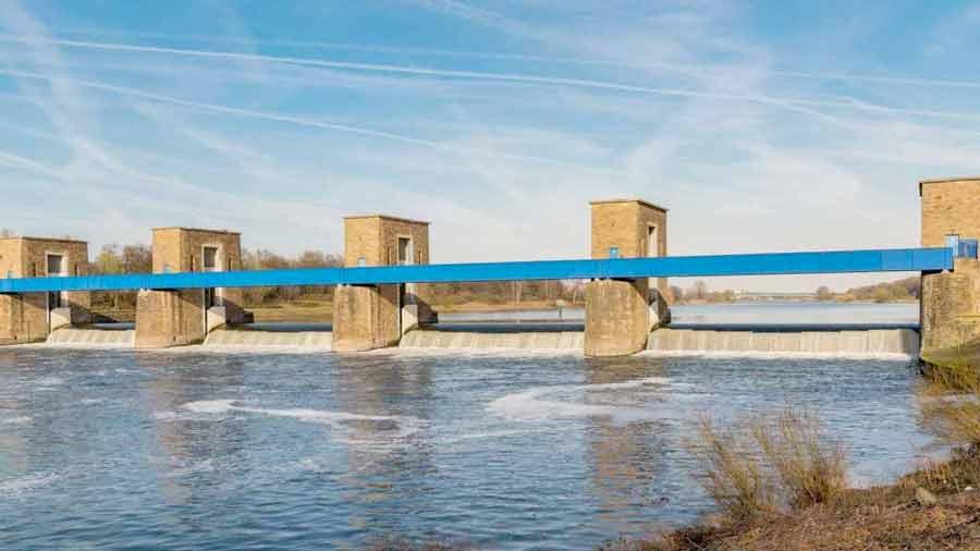 Strafverteidiger Dortmund | Fluß in Duisburg