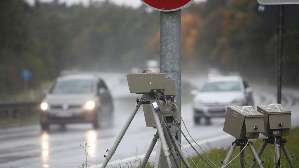 Strafverteidiger Dortmund | Radaranlage am Straßenrand